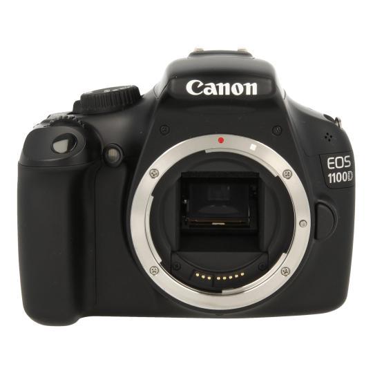 Canon EOS 1100D Schwarz gut
