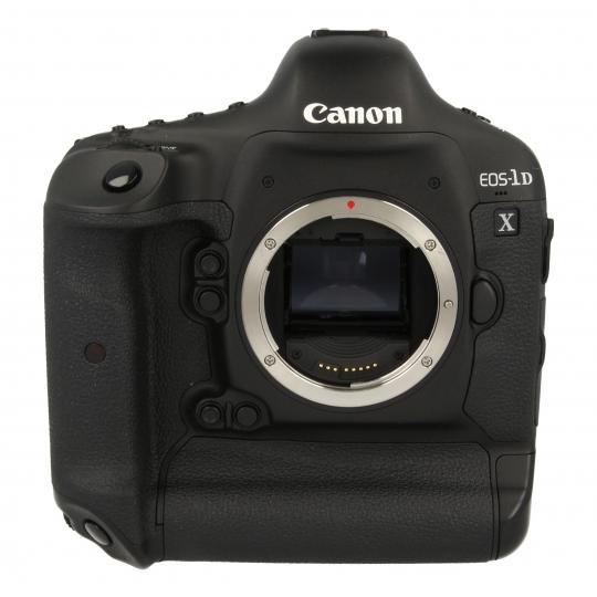Canon EOS 1D X Schwarz gut
