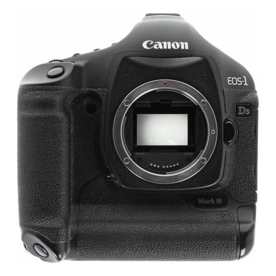 Canon EOS 1Ds Mark III Schwarz gut