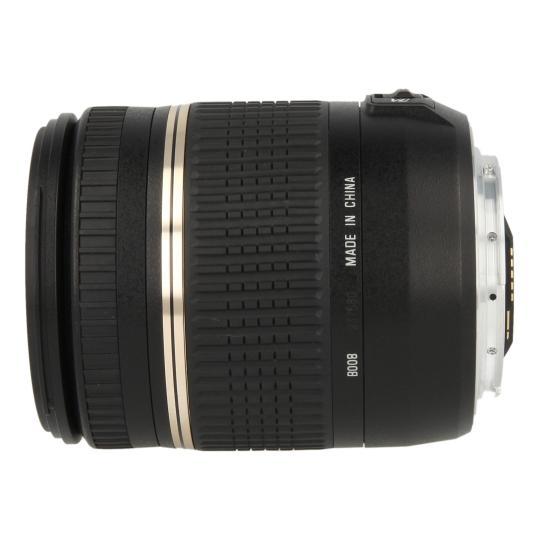 Tamron AF B008 18-270 mm F3.5-6.3 Di-II VC PZD Objetivo para Canon negro buen estado