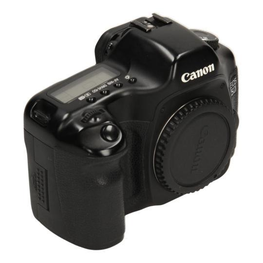 Canon EOS 5D Schwarz gut