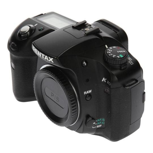 Pentax K10D negro