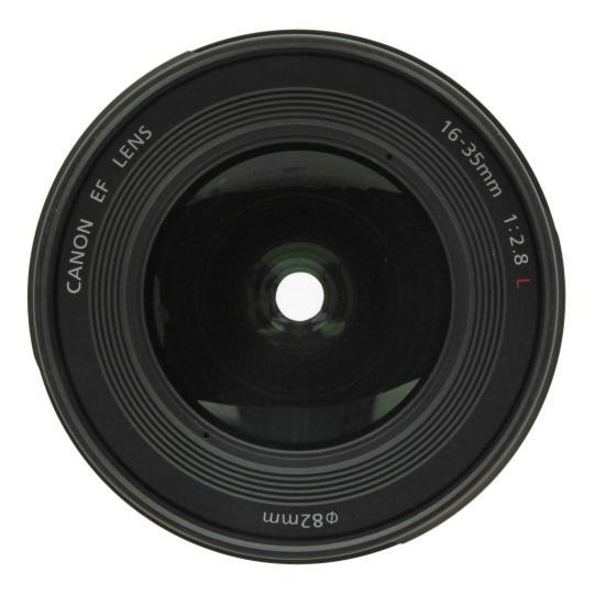 Canon 16-35mm 1:2.8 EF L USM schwarz gut