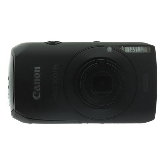 Canon IXUS 300 HS Schwarz gut