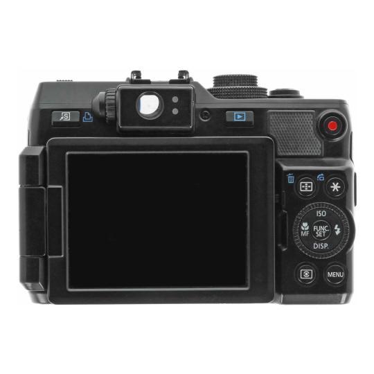 Canon PowerShot G1 X Schwarz gut