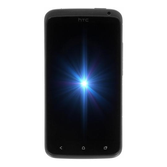 HTC One XL schwarz gut