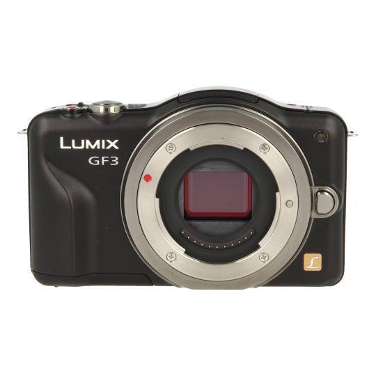 Panasonic Lumix DMC-GF3 negro buen estado