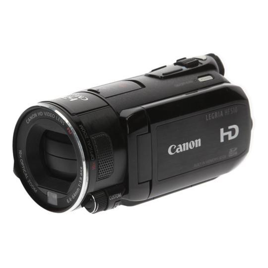 Canon Legria HF S10 schwarz gut