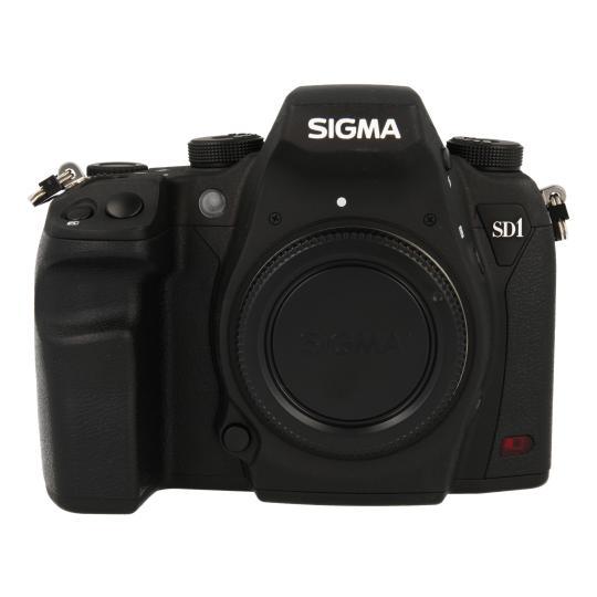 Sigma SD1 Merrill negro buen estado