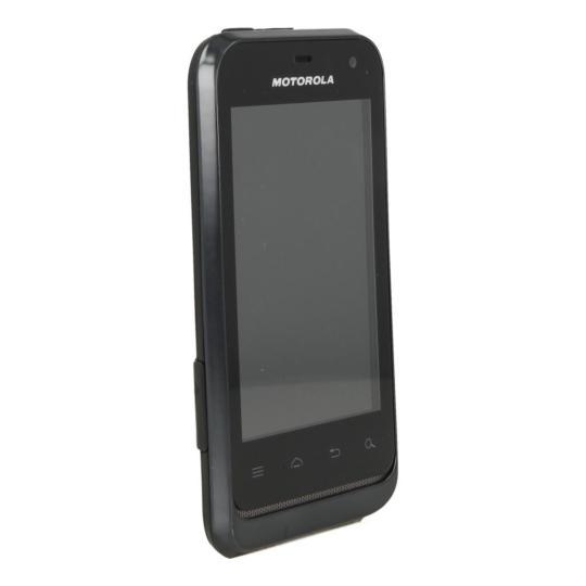 Motorola Defy Mini XT320 512 MB Schwarz gut