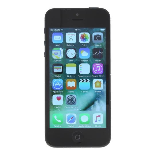 Apple iPhone 5 (A1429) 64 GB Schwarz gut