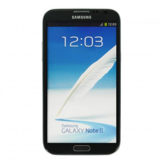 Samsung Galaxy Note 2 N7100 16 Go gris titaneium Comme neuf
