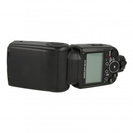 Nikon Speedlight SB-910 Schwarz neu