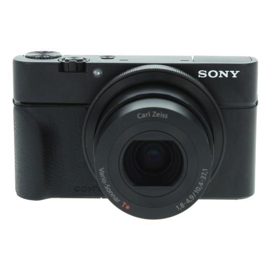 Sony Cyber-shot DSC-RX100 negro