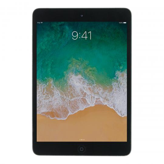 Apple iPad mini WiFi (A1432) 32 GB negro buen estado