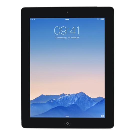Apple iPad 4 WiFi (A1458) 16 Go noir Bon