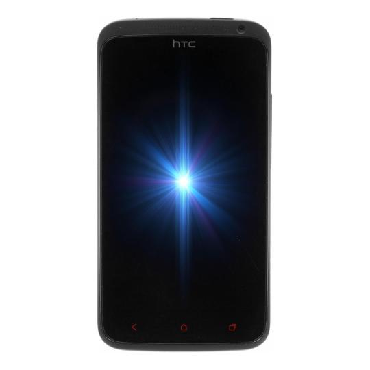 HTC One X+ 64 GB Schwarz gut