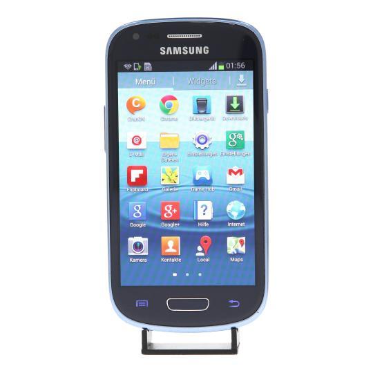25232bbecfe Samsung Galaxy S3 Mini i8190 16GB pebble blue | asgoodasnew.es