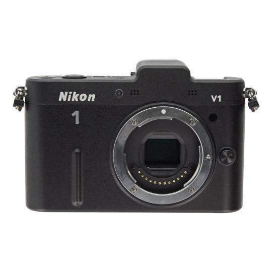 Nikon 1 V1 negro buen estado