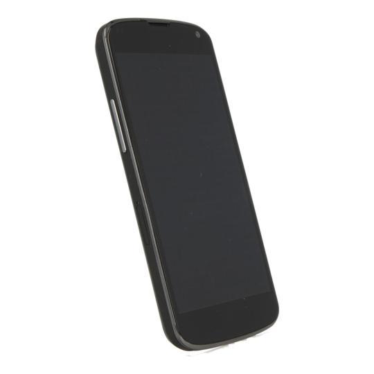 LG Nexus 4 E960 16 GB Schwarz wie neu