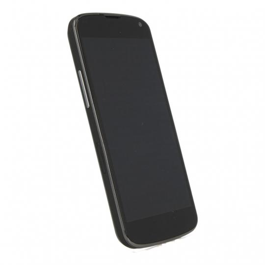 LG Nexus 4 E960 16 GB Schwarz gut