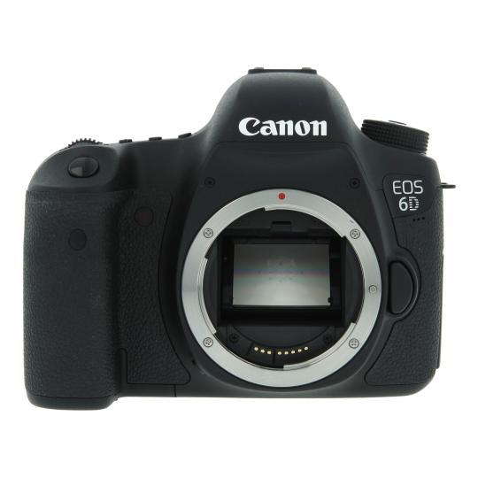 Canon EOS 6D Schwarz sehr gut