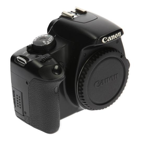 Canon EOS 450D Schwarz gut