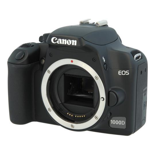 Canon EOS 1000D Schwarz wie neu