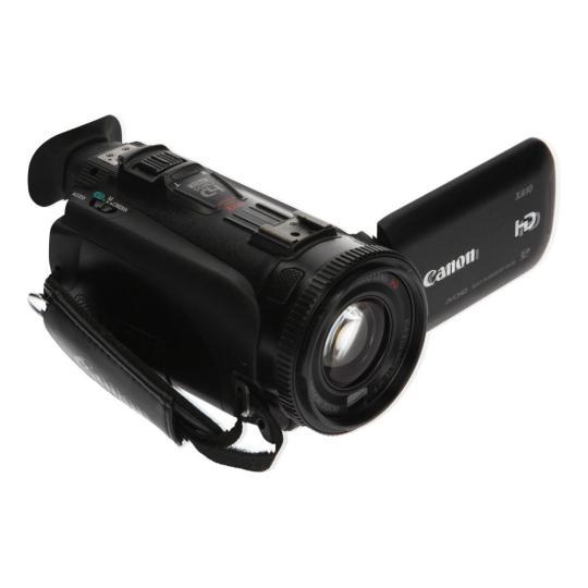 Canon XA10 Schwarz sehr gut