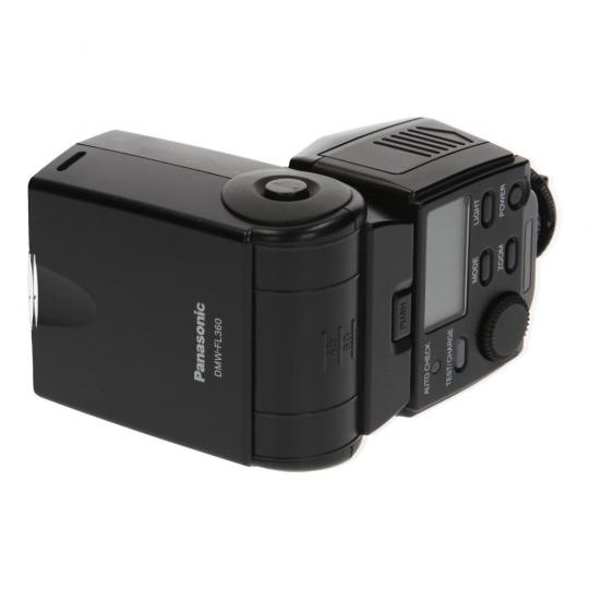 Panasonic DMW-FL360 schwarz wie neu