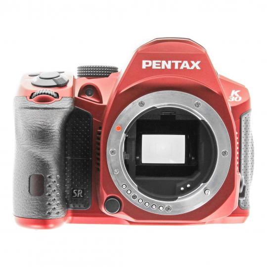 Pentax K-30 rouge Bon