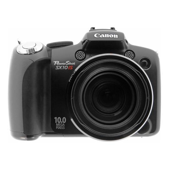 Canon PowerShot SX10 IS schwarz gut