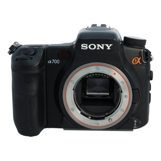 Sony Alpha 700 / DSLR-A700 negro buen estado