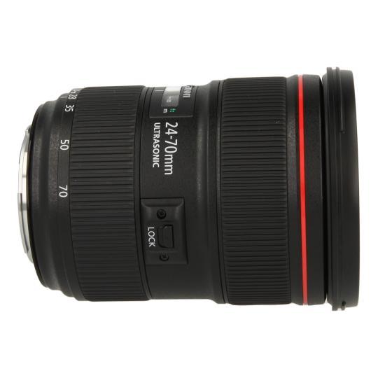 Canon EF 24-70mm 1:2.8 L II USM Schwarz neu