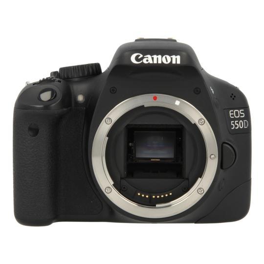 Canon EOS 550D negro buen estado