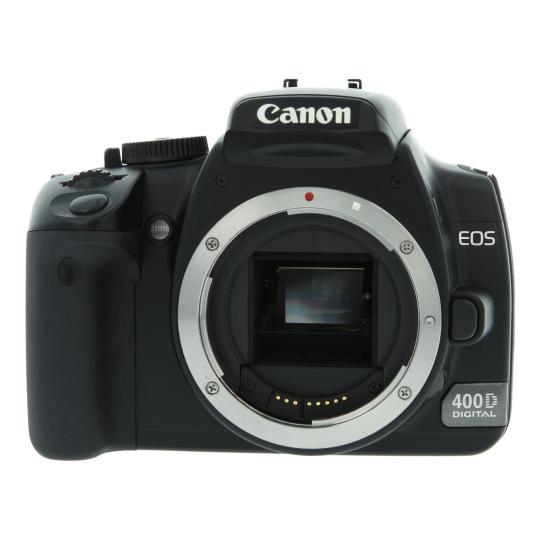 Canon EOS 400D Schwarz sehr gut