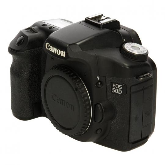 Canon EOS 50D noir Bon