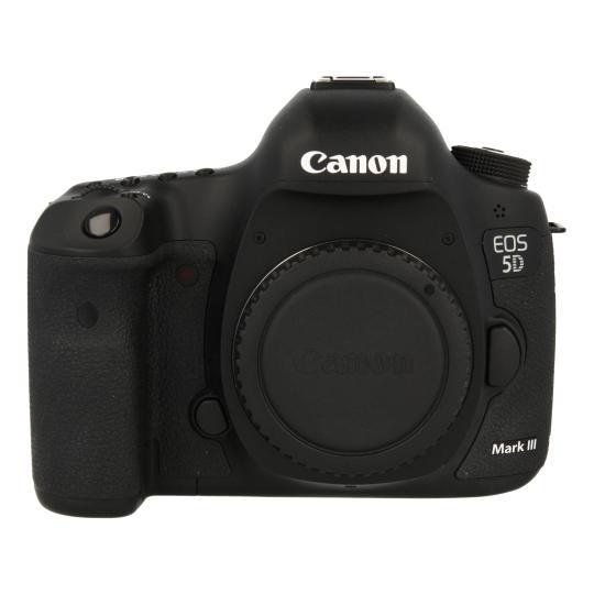 Canon EOS 5D Mark III Schwarz gut