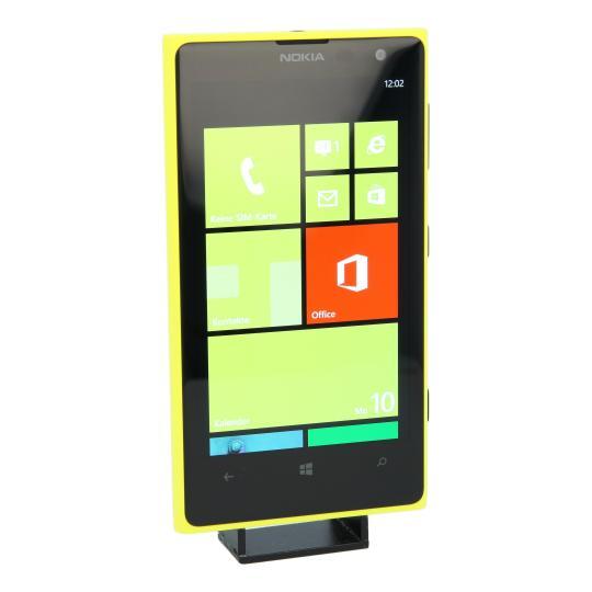 Nokia Lumia 1020 32 Go jaune Comme neuf