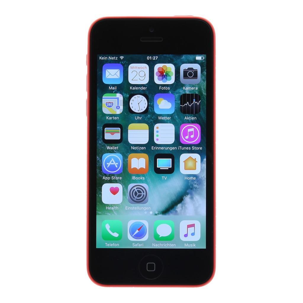 Apple iPhone 5c (A1507) 32 GB Pink wie neu