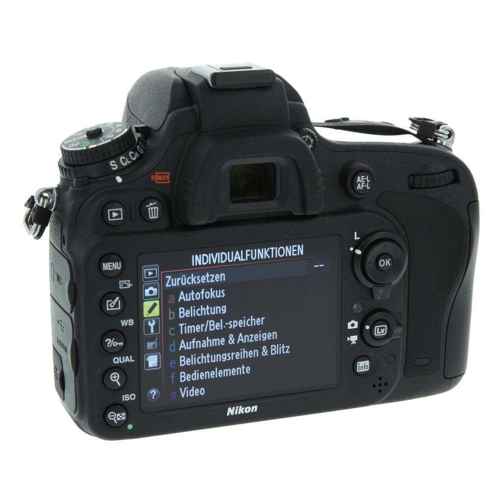 Nikon D610 Schwarz gut