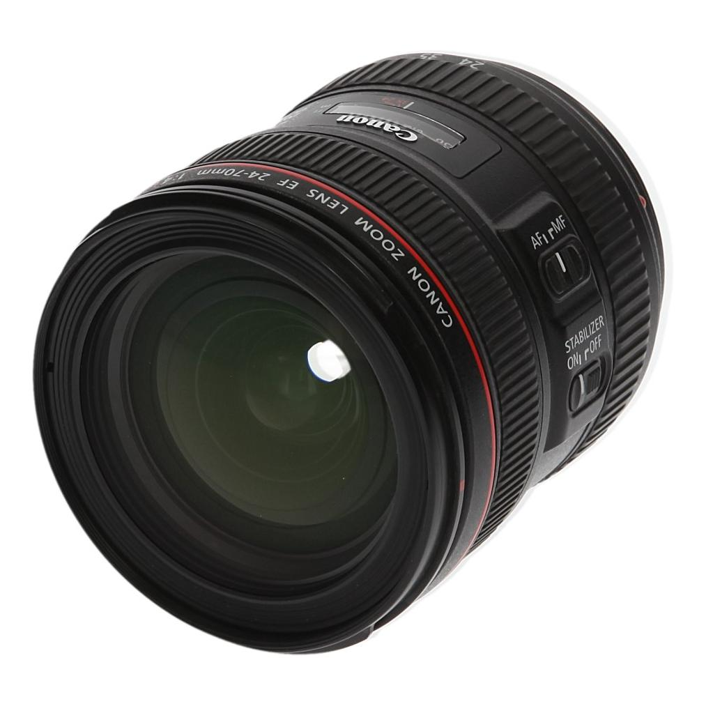 Canon EF 24-70mm 1:4 L IS USM Schwarz gut
