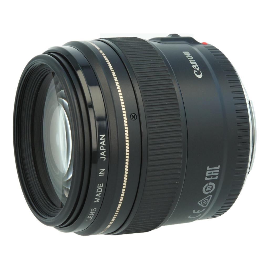 Canon 85mm 1:1.8 EF USM Schwarz gut