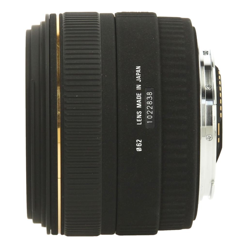 Sigma 30mm 1:1.4 AF EX DC HSM für Canon Schwarz gut