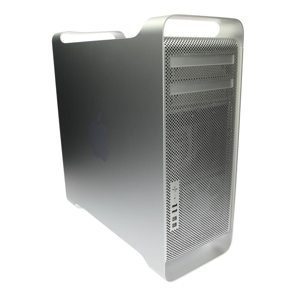 Apple Mac Pro 2010 6-Core (Westmere) 6-Core Intel Xeon 2,66 GHz 2x 2000 GB HDD 24 GB silber gut