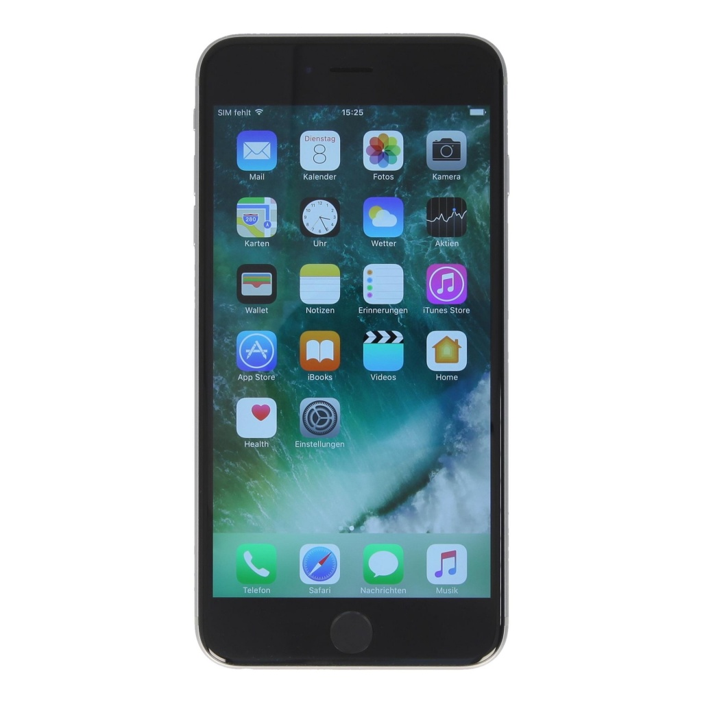 Apple iPhone 6 16GB silber sehr gut