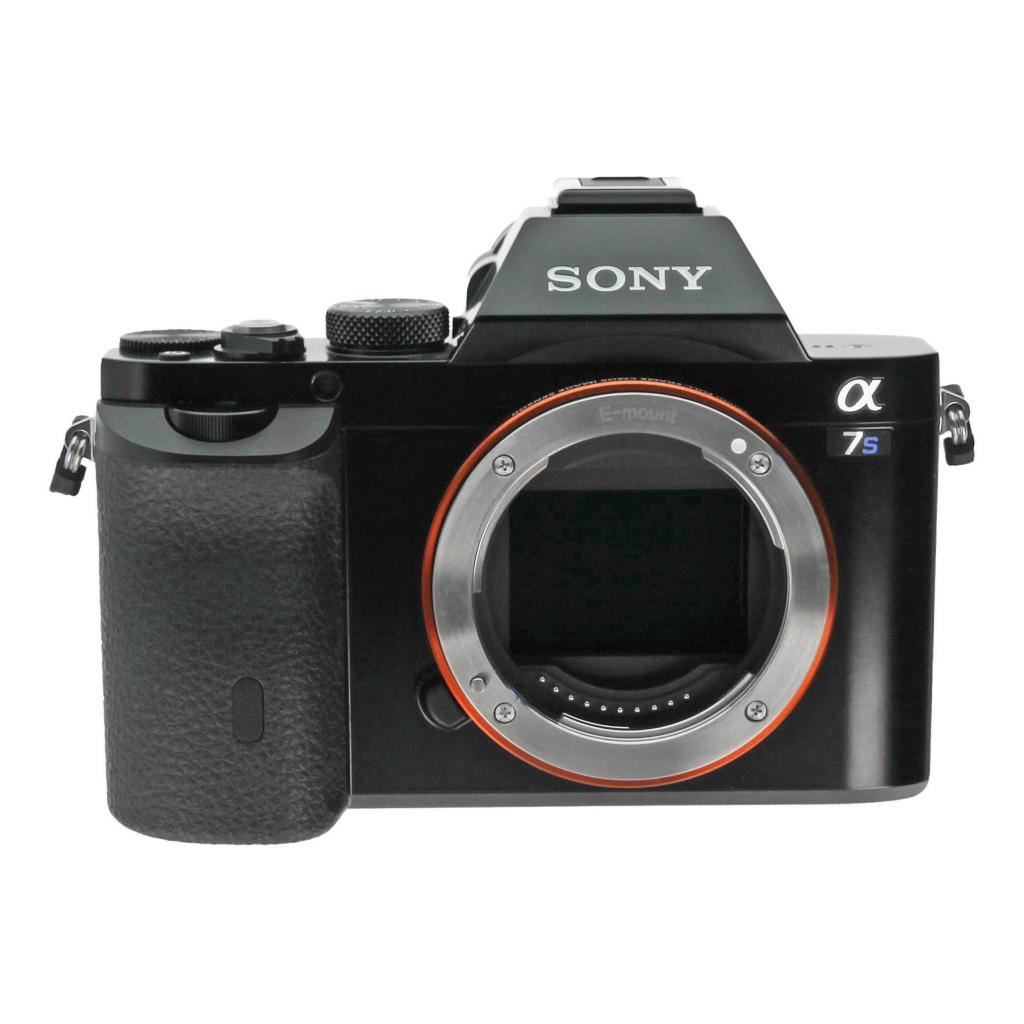 Sony Alpha 7s/ILCE-7S negro nuevo