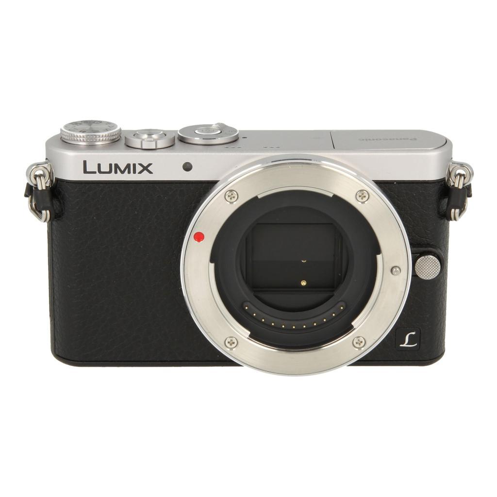 Panasonic Lumix DMC-GM1 Silber gut