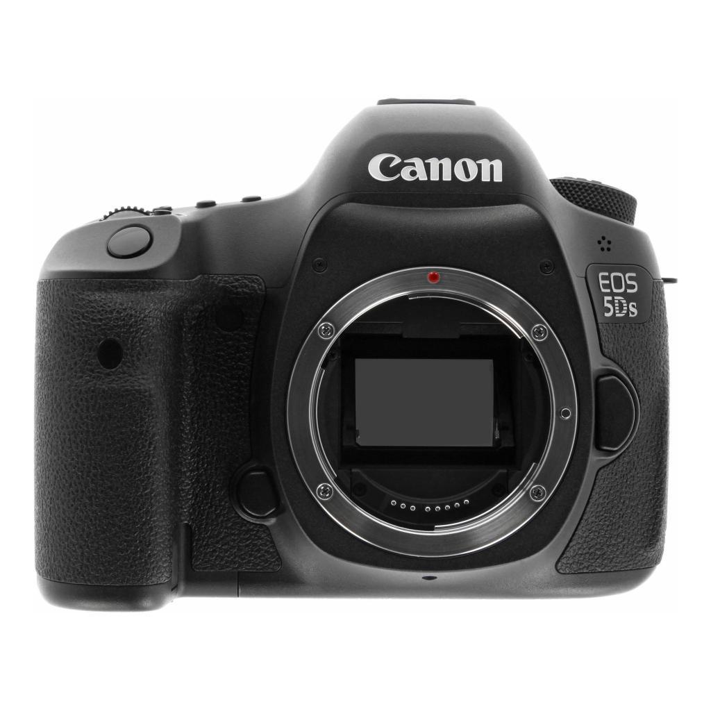 Canon EOS 5Ds Schwarz gut