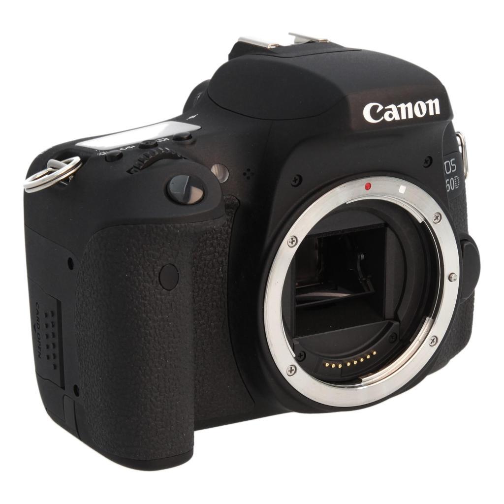 Canon EOS 760D Schwarz gut